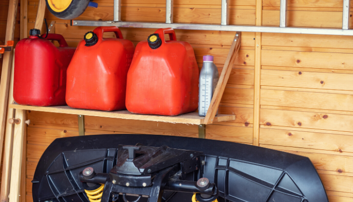 Fire Hazards in Your Garage