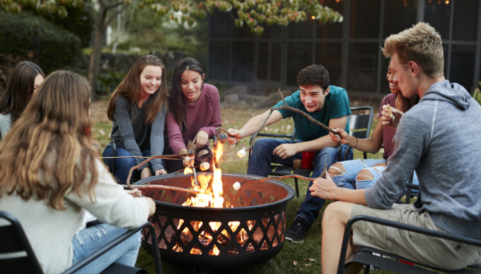 Home Fire Pit: Safety Precautions You Should Be Taking