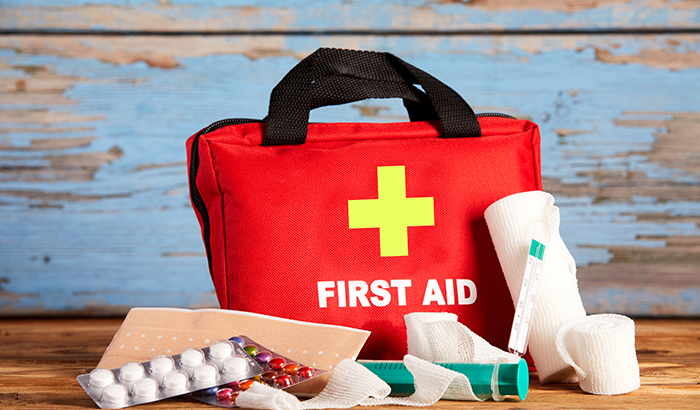 Do You Need to Update Your First-Aid Kit?